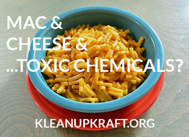 Mac n' cheese and chemicals